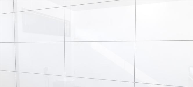 5078 Wandtegel Bianco Puro Budget Shining (gerectificeerd)