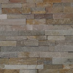 Stone Panels Rusty Quartzite Wandtegel